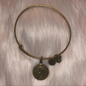 "Alex and Ani ""O"" bracelet"